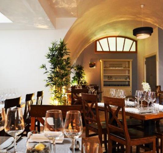 Restaurant La Roche Maurice Menu